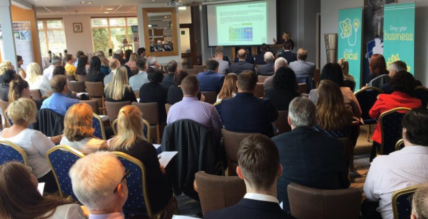 Nuneaton & Bedworth Business Networking Event 2018
