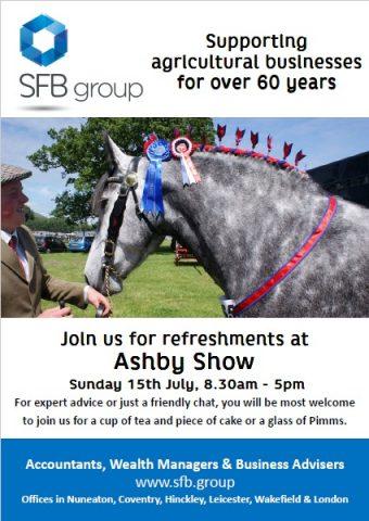 Ashby Show 2018 social media pic