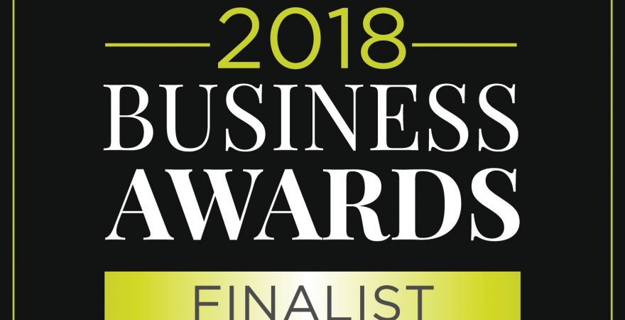 Niche Business Awards 2018 finalist