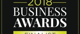 Niche Business Awards 2018 finalist